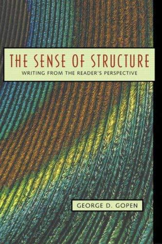 Sense Of Structure