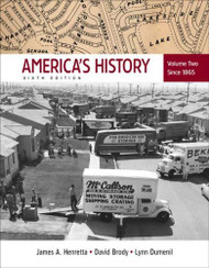 America's History Volume 2