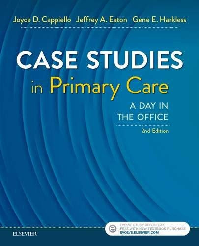 Case Studies in Primary Care