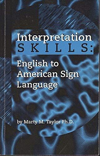 Interpretation Skills