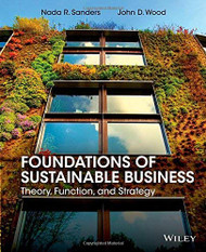 Foundations Of Sustainable Business