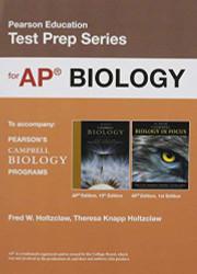Preparing For The Biology Ap Exam