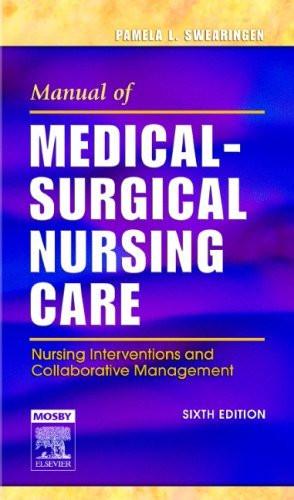 Manual Of Medical-Surgical Nursing