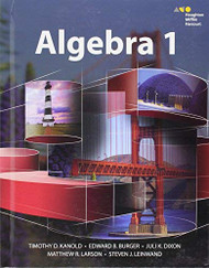 HMH Algebra 1