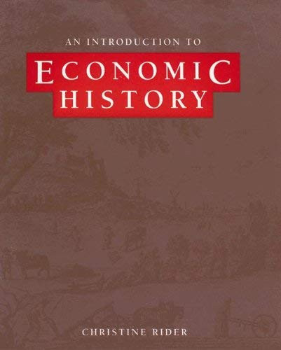 Introduction To Economic History