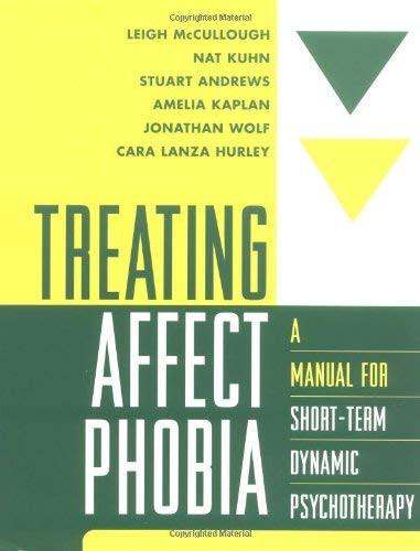 Treating Affect Phobia