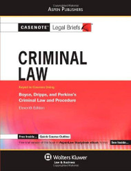 Criminal Law Boyce Dripps & Perkins