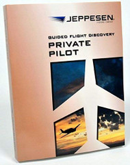 Jeppesen Private Pilot Manual Textbook - 10001360-003