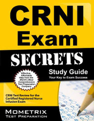 CRNI Exam Secrets Study Guide
