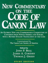 New Commentary On The Code Of Canon Law