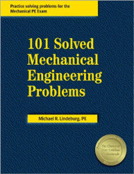 101 Solved Mechanical Engineering Problems