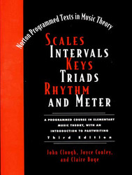 Scales Intervals Keys Triads Rhythm And Meter