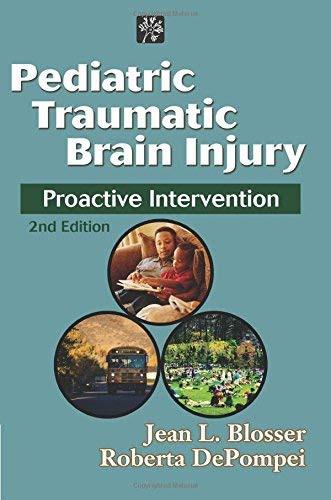 Pediatric Traumatic Brain Injury
