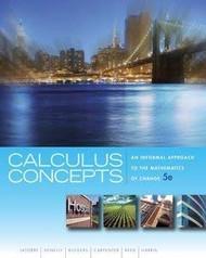 CALCULUS CONCEPTS >CUSTOM<