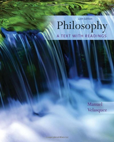 Philosophy A Text With Readings
