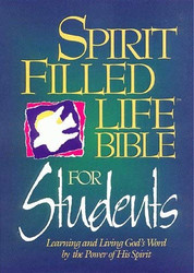 Spirit Filled Life Bible For Students