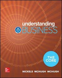 Understanding Business The Core