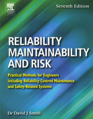 Reliability Maintainability And Risk