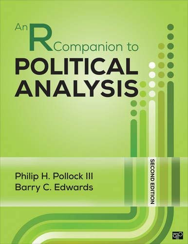 R Companion to Political Analysis