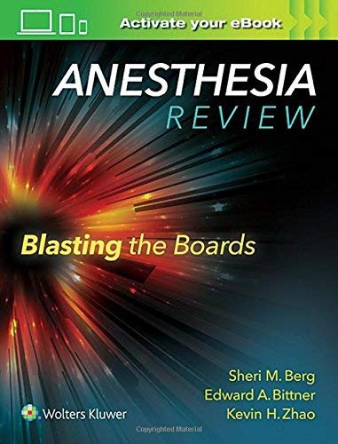 Anesthesia Review