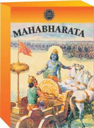 Mahabharata by Amar Chitra Katha- The Birth of Bhagavad Gita- 42 Comic Books in