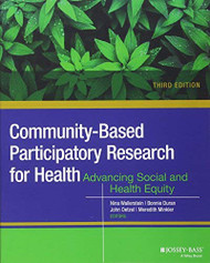 Community-Based Participatory Research For Health