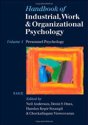 Industrial Work and Organizational Psychology Volume 1