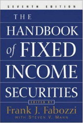 Handbook Of Fixed Income Securities