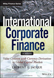 International Corporate Finance + Website