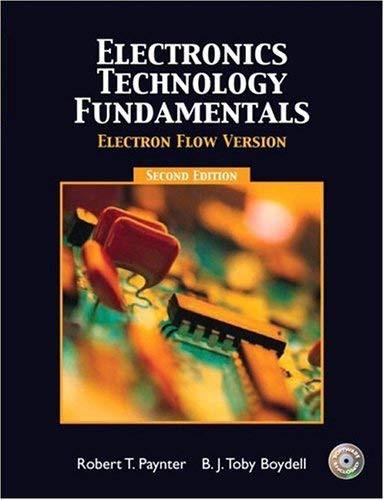 Electronics Technology Fundamentals Electron Flow