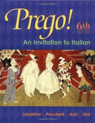 Prego! An Invitation To Italian
