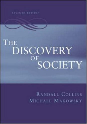 Discovery Of Society