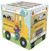 Junie B Jones Books in a Bus