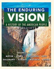 Enduring Vision Volume 1