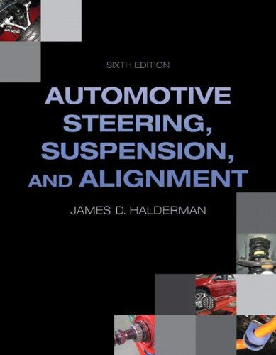 Automotive Steering Suspension And Alignment