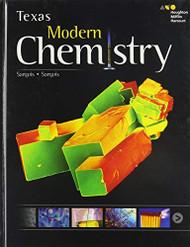 Holt McDougal Modern Chemistry Texas