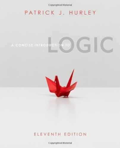 Concise Introduction To Logic