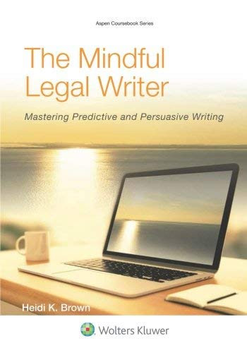 Mindful Legal Writer