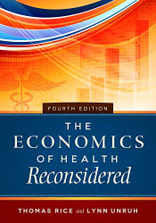 Economics Of Health Reconsidered