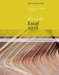 New Perspectives On Microsoft Office Excel 2016