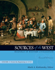 Sources Of The West Volume 1