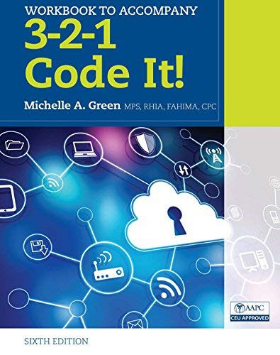 Student Workbook for Green's 3-2-1 Code It!