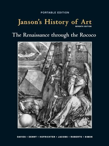 Janson's History Of Art Portable Edition Book 3