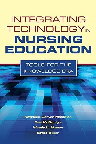 Integrating Technology In Nursing Education