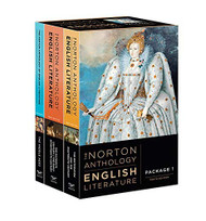 Norton Anthology of English Literature Volumes A B and C