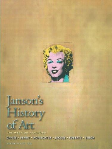 Janson's History Of Art Volume 2
