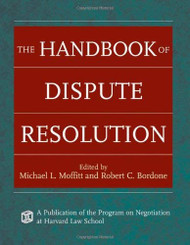 Handbook Of Dispute Resolution