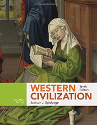 Western Civilization Volume 1 To 1715