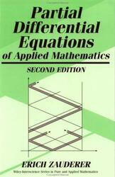 Partial Differential Equations Of Applied Mathematics