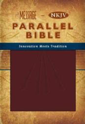 Message-Nkjv Parallel Bible